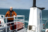 Aboard the Spirit of Enderby, off Kamchatka