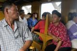 Weary Third-Class passengers nearing Bangkok
