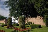 Pratu Suan Dok, the western city gate