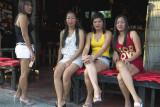 Bar hostesses, Chiang Mai