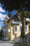 An Art Nouveau guesthouse in Bled