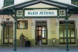 Bled Jezero (Bled Lake) station