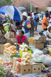 Street market, Bulawayo