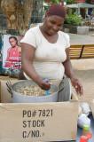 Hot stew for breakfast, Gaborone