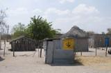 Gweta village, near the Makgadikgadi Pans