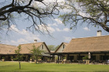 Royal Livingstone Hotel, Zambia