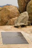 Cecil Rhodes' grave, Matopos