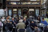 Burghers at ease, Sevilla