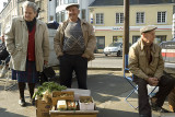 At the market, Normandy