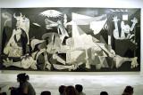 Picasso's 'Guernica' at the Reina Sofia Museum of Art