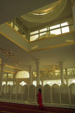Inside the Masjid Kristal