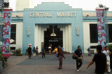 Central Market, restored 1936 wet market