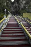 Batu Caves stairway