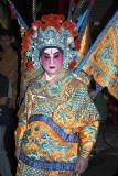 Chinese opera artiste
