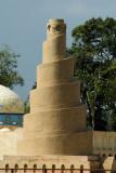 Minaret of the Great Mosque of Samarra, Iraq, at TTI