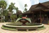 Kampong Kraftangan craft centre, Kota Bharu