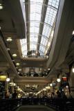 Inside the Queen Victoria Building