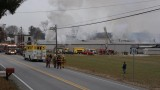 Wayneco Kitchens Fire 2-14-09