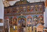 Interior of the Church of Brnik