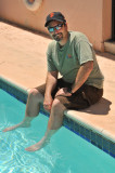 Hollywood Hayes - Chillin' At The Pool