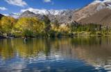 Bishop Creek Campground Lake