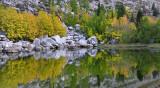 Bishop Creek Canyon Pond