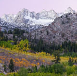 CA - Bishop Creek Canyon Sunrise
