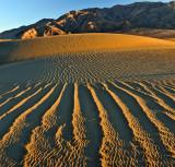Death Valley NP - Mesquite Flats Sand Dunes 1