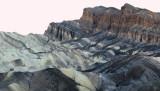 Death Valley NP - Zabriskie Point Sunrise