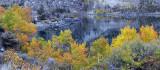 Sabrina Lake Fall Color 1