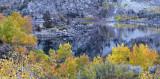 Sabrina Lake Fall Color 2