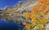 Sabrina Lake Fall Color 3