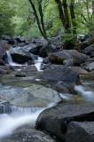 Yosemite NP - Bridal Veil Falls Creeks