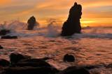 CA - Pacific Valley - Crashing Wave 4