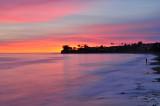 Ledbetter Point Sunset 1