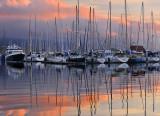 SB Harbor - Sunrise 3