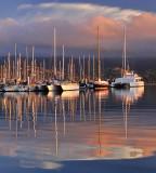 CA - Santa Barbara Harbor 10