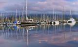 SB Harbor - Sunrise 5
