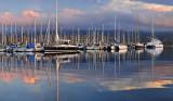 SB Harbor - Sunrise 6