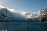 Risting Glacier, Drygalski Fjord