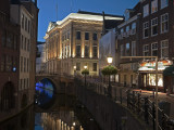 Utrecht at night