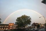 Rainbow over New Bedford