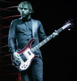 Chris Wolstenholme of Muse