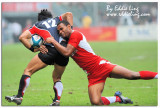 Hong Kong Sevens 2009 (Rugby Players)