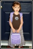 Noelle's First Day of Kindergarten 8/24/09