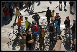Wall Street Bikers