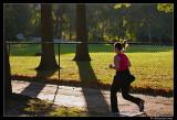 Central Park Jogging