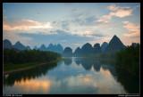Yangshuo Sunrise