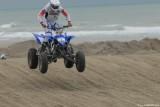 Beach Cross Berck 2012 - Les essais QUAD