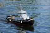 Le 12 juin 2010 Bateaux téléguidés à l'Île-du-Moulin, Terrebonne